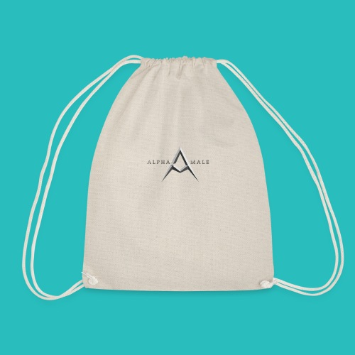AlphaMale Original - Drawstring Bag