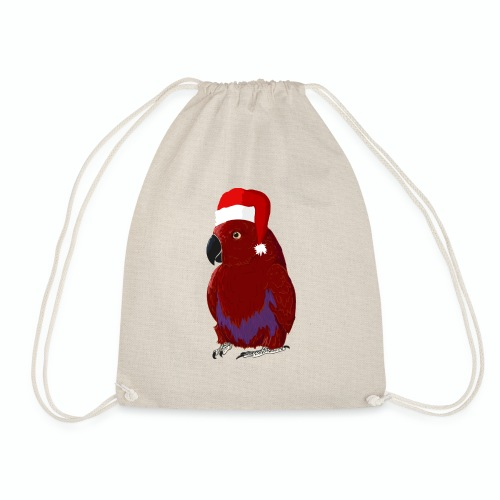 parrot - Drawstring Bag