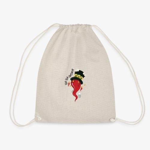 Curniciello - Drawstring Bag