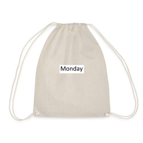 Monday - Turnbeutel