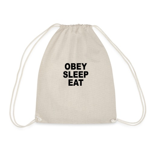 obey sleep - Sac de sport léger