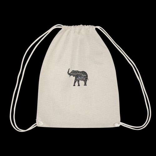 Elephant By Connected - Sac de sport léger