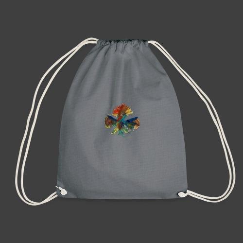 Mayas bird - Drawstring Bag