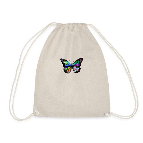 Kolorwy Motyl - Worek gimnastyczny
