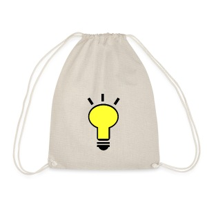 Dyiprod (Bulb) - Drawstring Bag