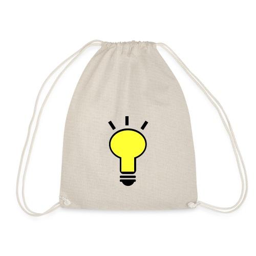 Dyiprod (Bulb) - Drawstring Bag