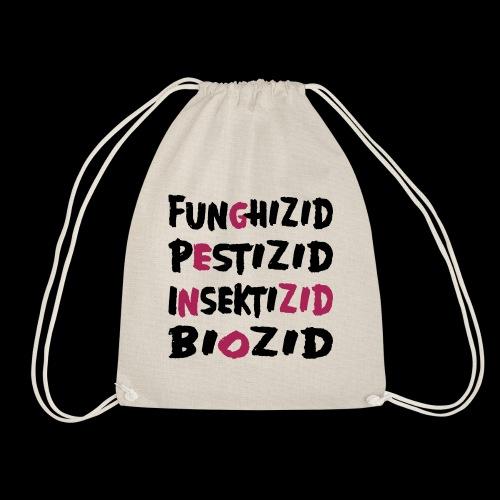 genozid - Turnbeutel