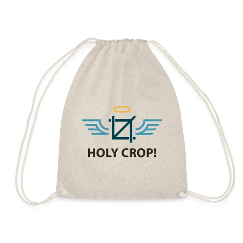 Holy Crop - Drawstring Bag