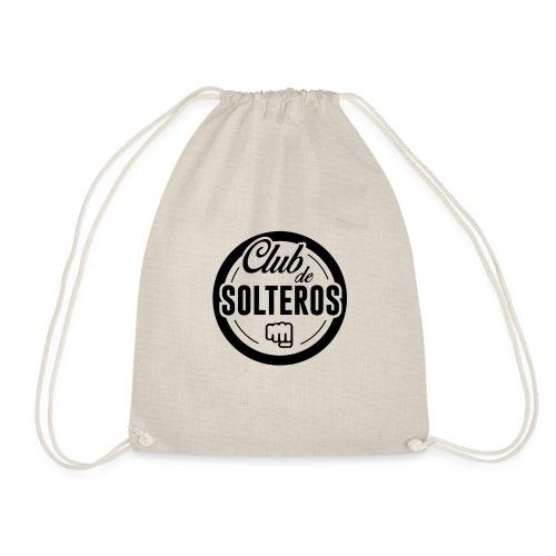 Club de Solteros (logo negro) - Mochila saco
