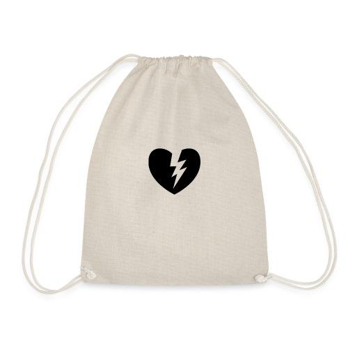 Corazón roto - Mochila saco