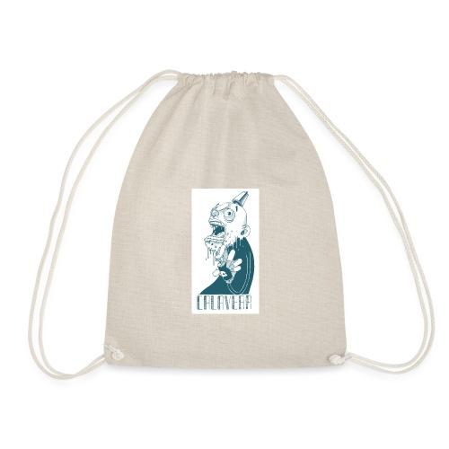 La calavera - Mochila saco