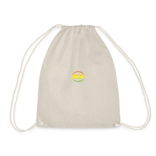 logo rasta - Drawstring Bag