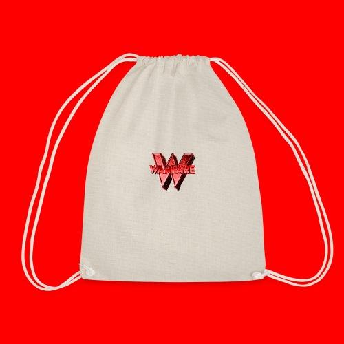 Warfare Logo Merch - Drawstring Bag