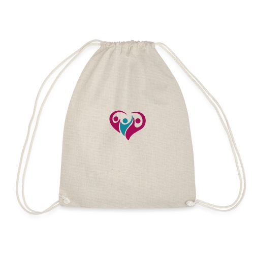 Logo Vivian Hylkema - Drawstring Bag