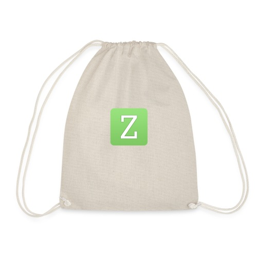 New Zarp Update : Zarp Merch - Drawstring Bag