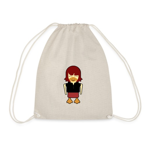 Duck - Drawstring Bag