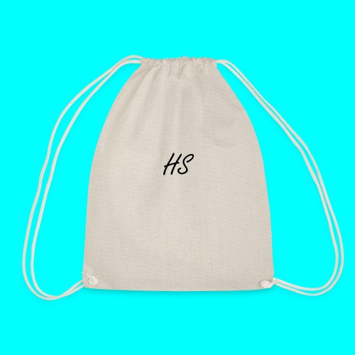 HS Hoodie, Navy Blue - Drawstring Bag