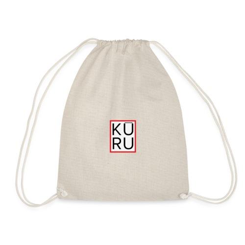 Logo Kuru - Mochila saco