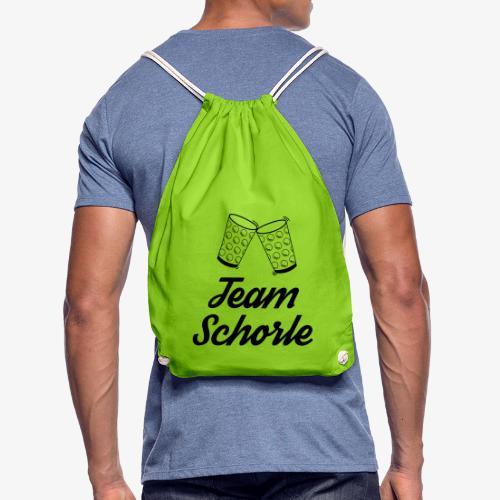 Team Schorle - Turnbeutel