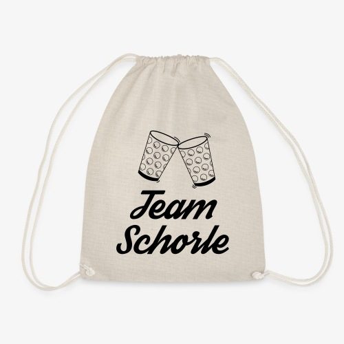 Team Schorle - Turnbeutel