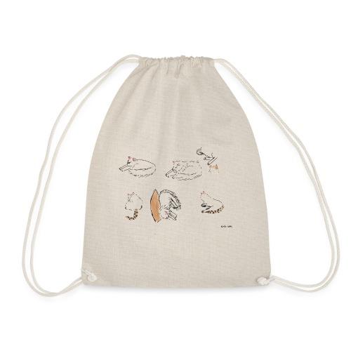 Cat Company - Drawstring Bag