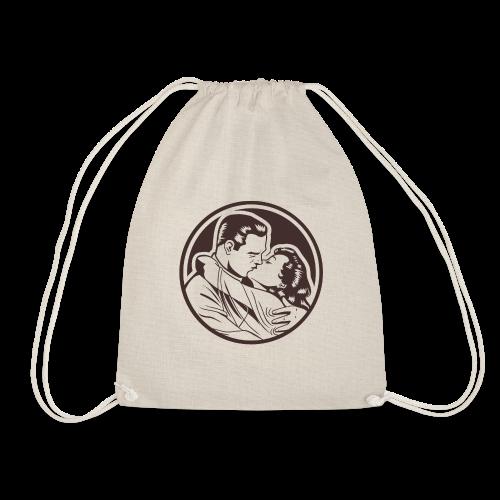 KISS - Drawstring Bag