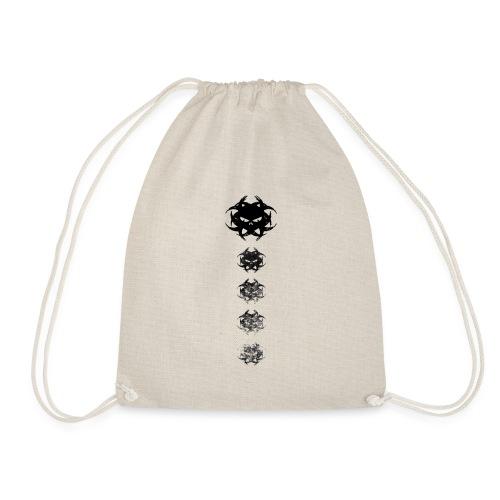 RotorVirus Bio Aliens - Drawstring Bag