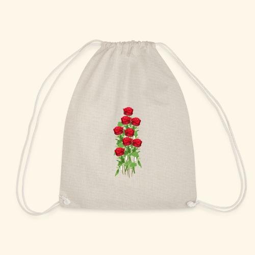 rote rosen - Turnbeutel