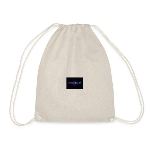 Klistermærke - Sportstaske