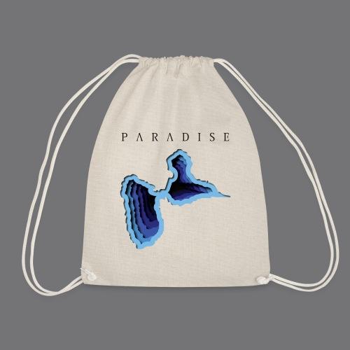 GWADA PARADISE Tee Shirts - Drawstring Bag