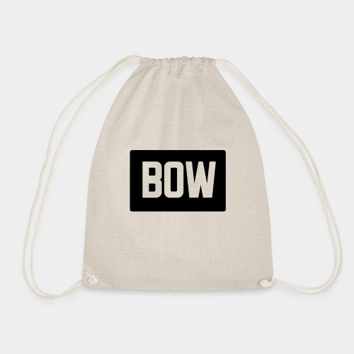 BOW Logo - Drawstring Bag