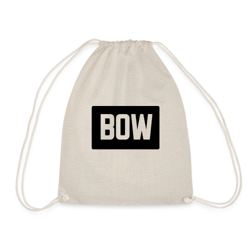 BOW Logo - Drawstring Bag