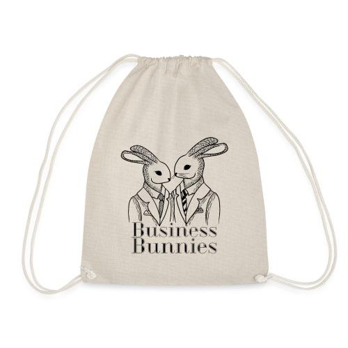 Business Bunnies - Turnbeutel