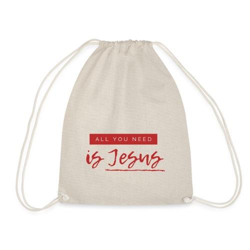 All You need is Jesus - Worek gimnastyczny