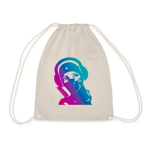 ninja headphone headphones, ninja, music, gaming - Sac de sport léger