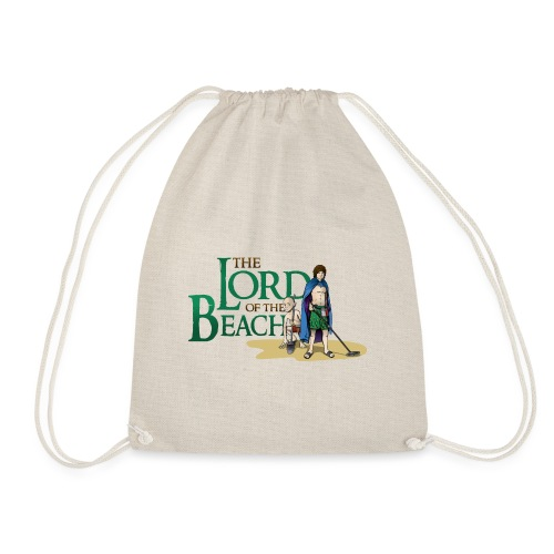 The Lord of the Beach - Mochila saco