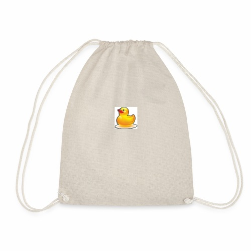 BFTS96 DUCKS CURRENT LOGO - Drawstring Bag