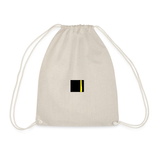 the logo of doom - Drawstring Bag