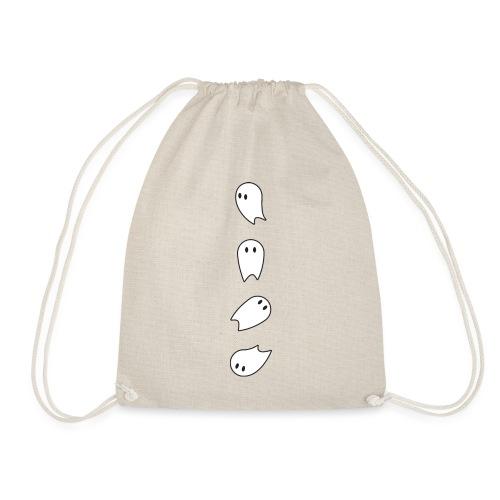 SPoOkY GHOsTS - Drawstring Bag