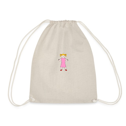 Trudy Walker Standing - Drawstring Bag