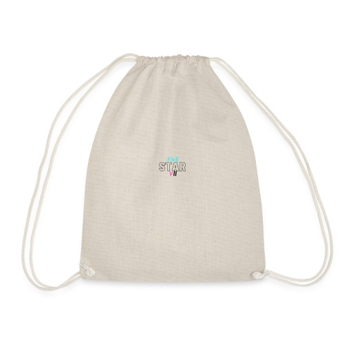 10 - Drawstring Bag