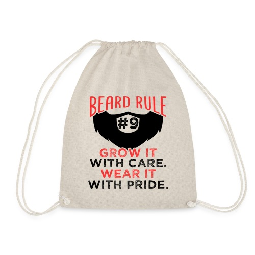 Beard Rule #9 - Turnbeutel