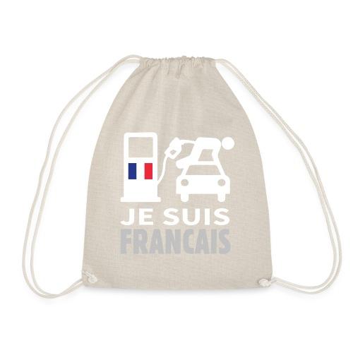 Je suis français - Sac de sport léger