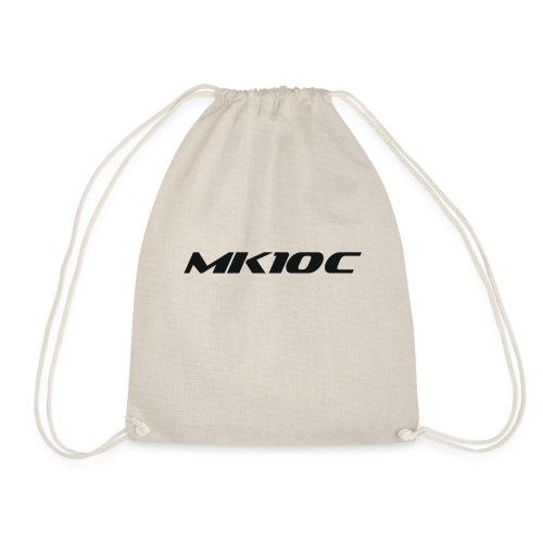 mk1oc logo - Drawstring Bag
