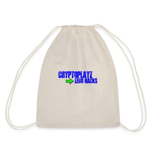 CryptoFans Hacks - Drawstring Bag