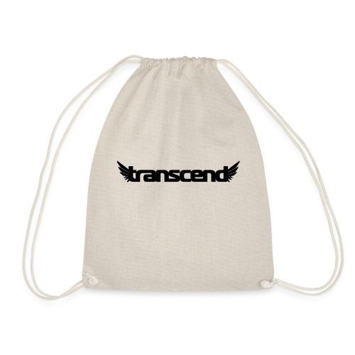 Transcend Bella Tank Top - Women's - White Print - Drawstring Bag