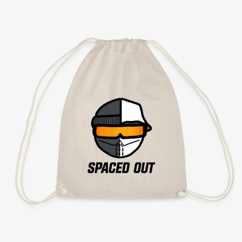 SPACED OUT (Classic) - Drawstring Bag