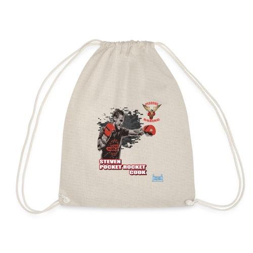 Steve Pocket Rocket Cook - Drawstring Bag