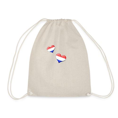 Holland hart - Drawstring Bag