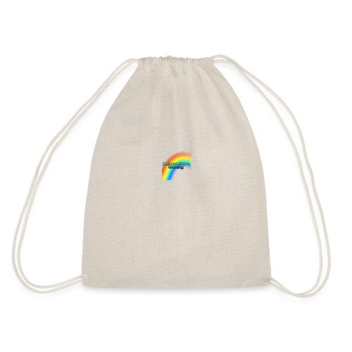 RainbowDave Gaming Logo - Drawstring Bag